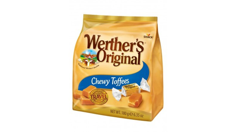 Werthers Original Chewy Toffee Travel Edition 180g