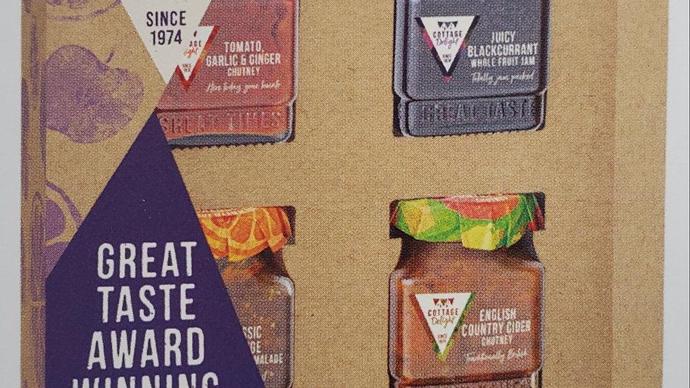 Cottage Delight Great Taste Award Winning Delights Gift Pack