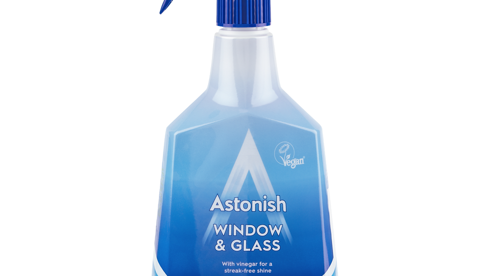 Astonish Window & Glass Cleaner Spray 750ml