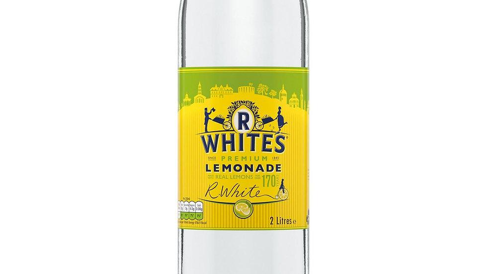 R Whites Lemonade 2lt