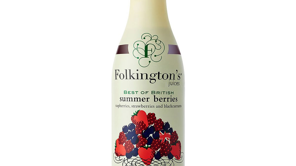 Folkingtons Summer Berries 1lt