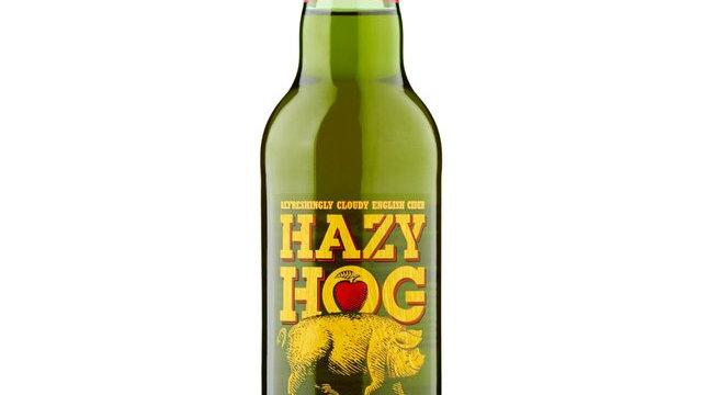 Hogs Back Brewery Hazy Hog Cider 500ml