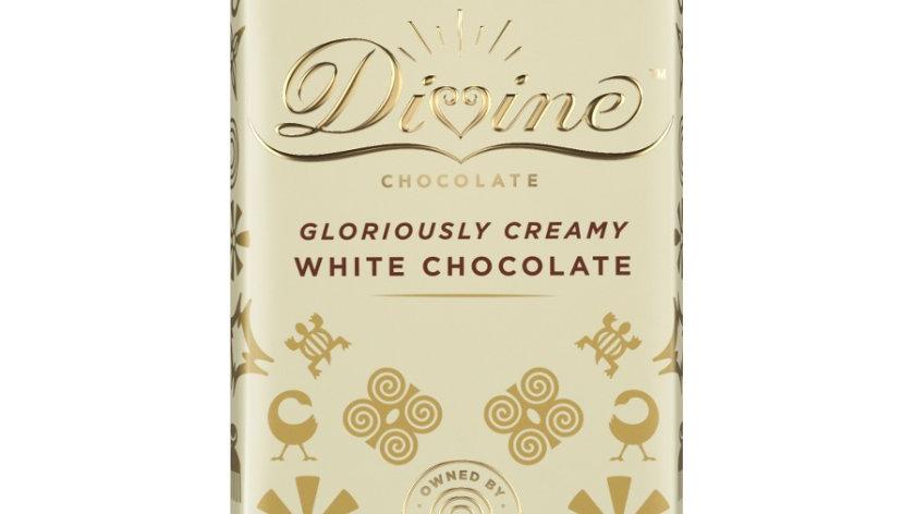 Divine Chocolate White 90g