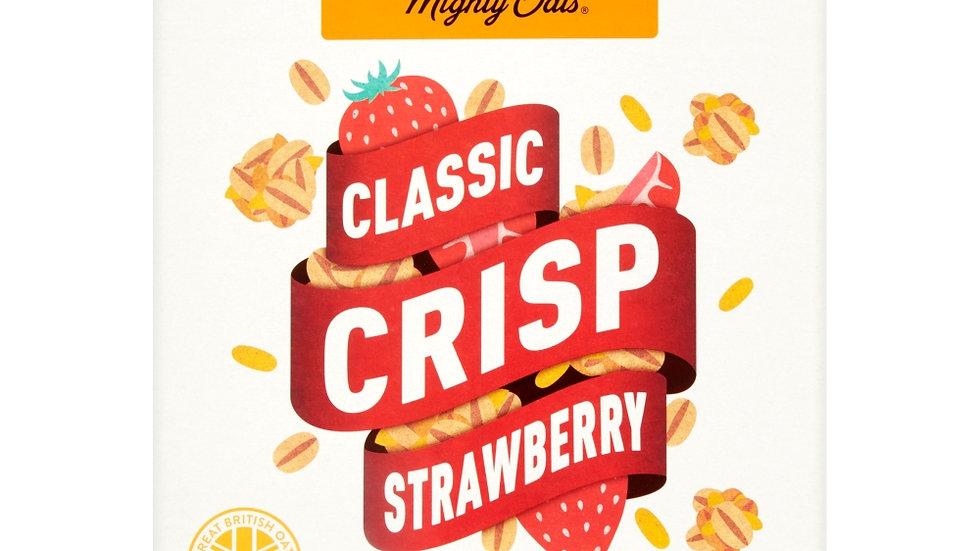 Mornflake Strawberry Crisp 500g