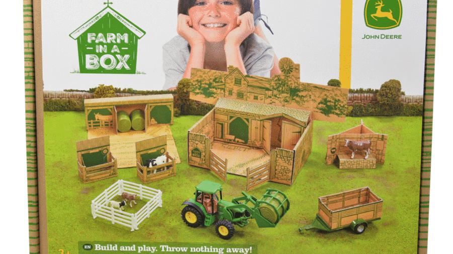 Tomy Britains Farm in a Box 1:32 scale