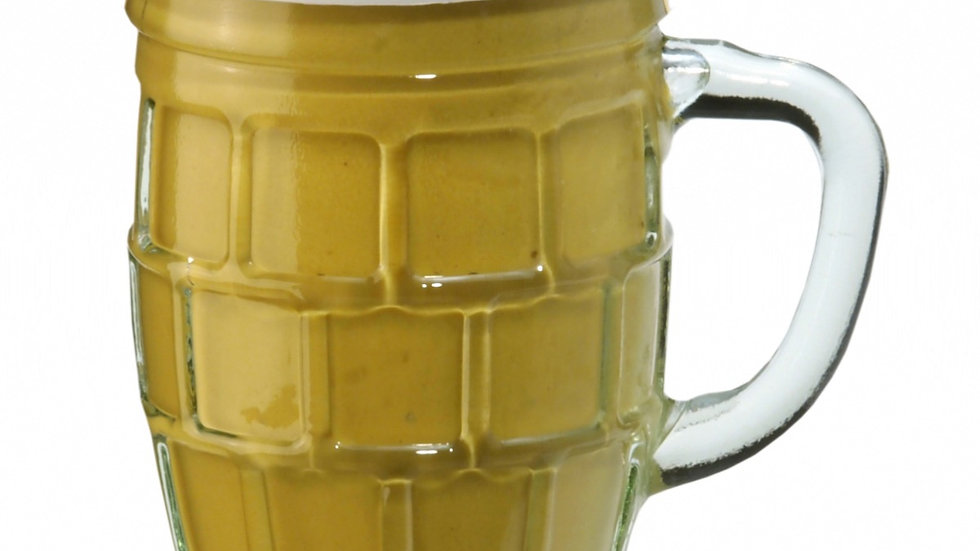 Kuhne Traditional German Mustard in 'Beermug' 250g