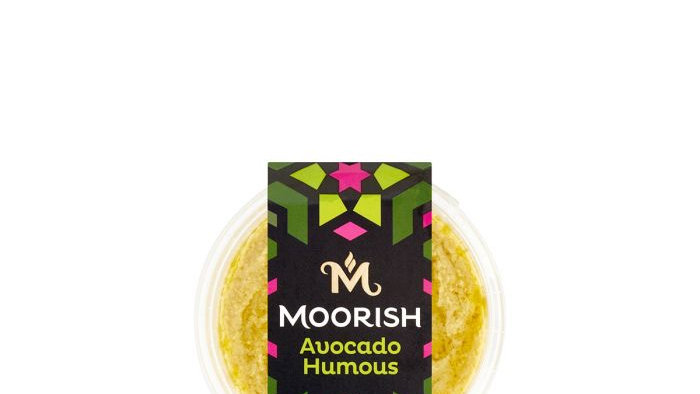 Moorish Original Avocado Humous 150g