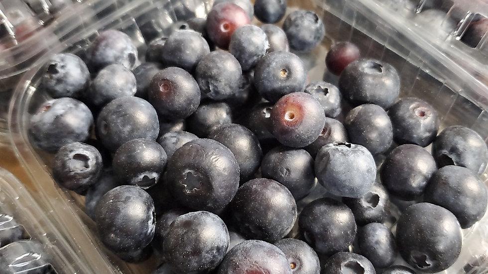 Fresh Blueberries Punnet 125g