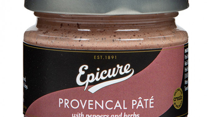 Epicure Provencal Pate with Peppers 170g