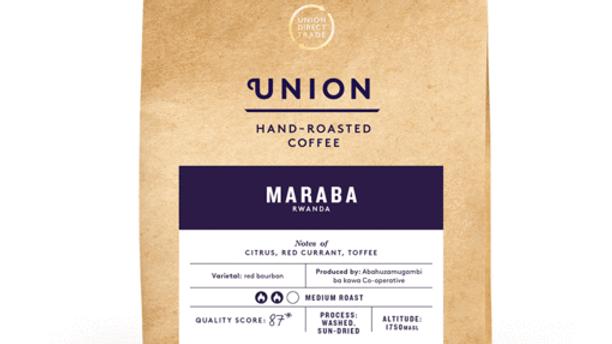 Union Coffee Ground Maraba 200g