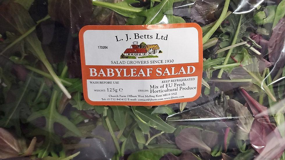 Babyleaf Salad 100g
