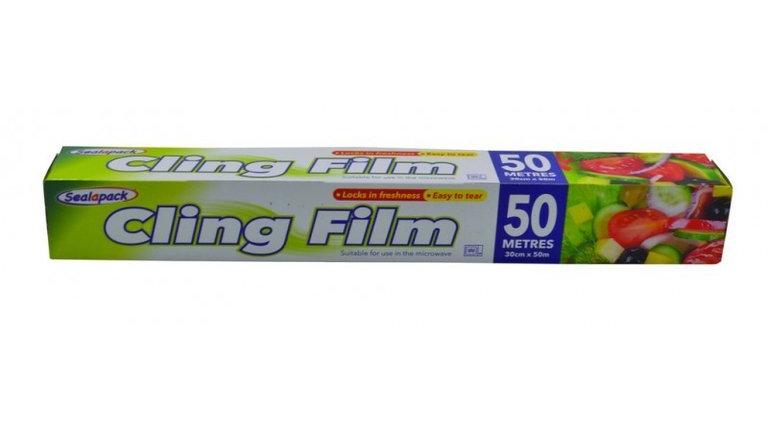 Sealapack Cling Film 30cm x 50m