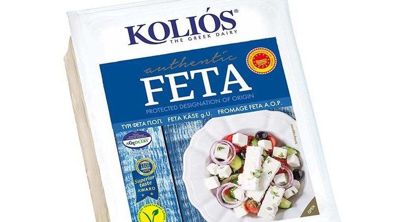 Delphi Foods Kolios Feta Cheese 150g