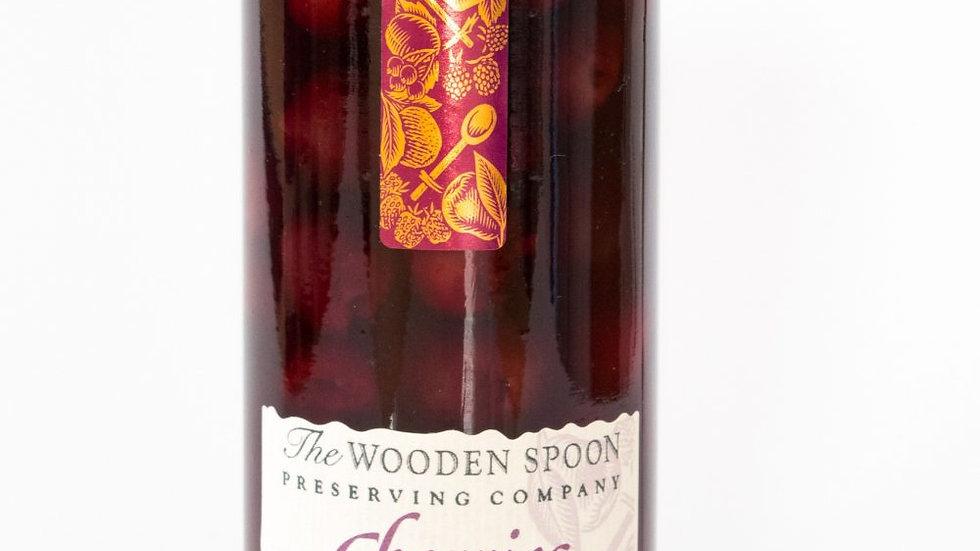 Wooden Spoon Cherries with Kirsch 475g