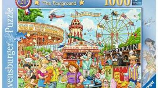 Ravensburger Jigsaw Puzzle 1000 Piece - The Fairground