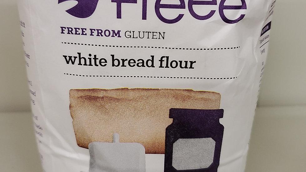 Doves Farm freee Gluten Free White Bread Flour 1kg