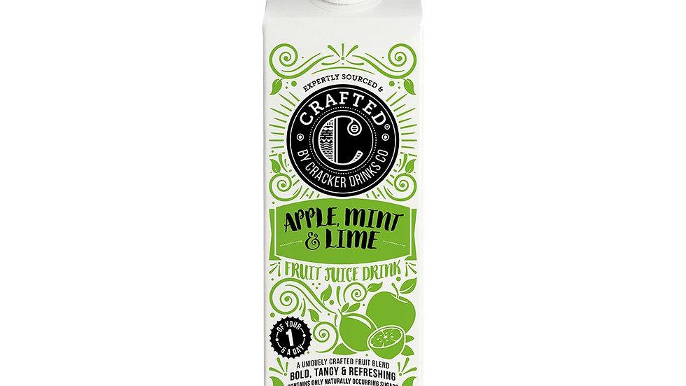 Cracker Apple Mint & Lime 1lt