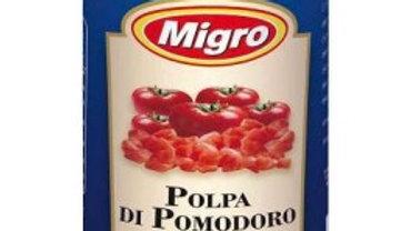 Migro Pomodoro Italian Chopped Tomatoes 400g