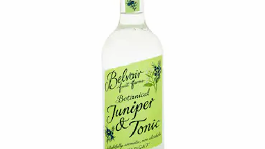 Belvoir Juniper & Tonic 75cl