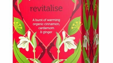 Pukka Tea Organic Revitalise (20s)