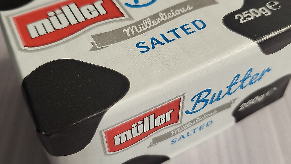 Muller Salted Butter 250g