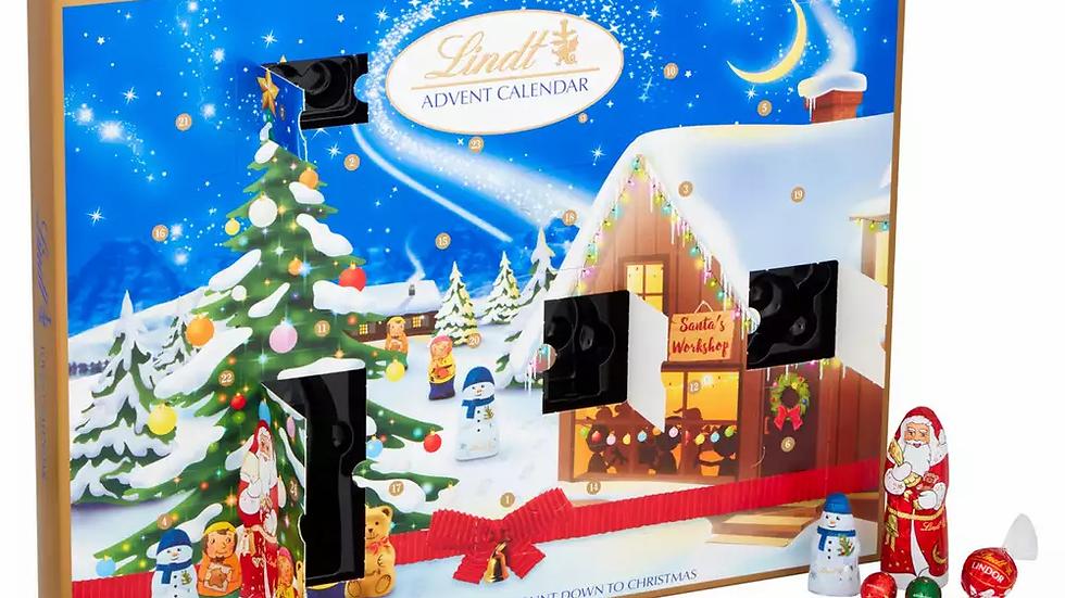 Lindt Giant Children's Advent Calendar 275g