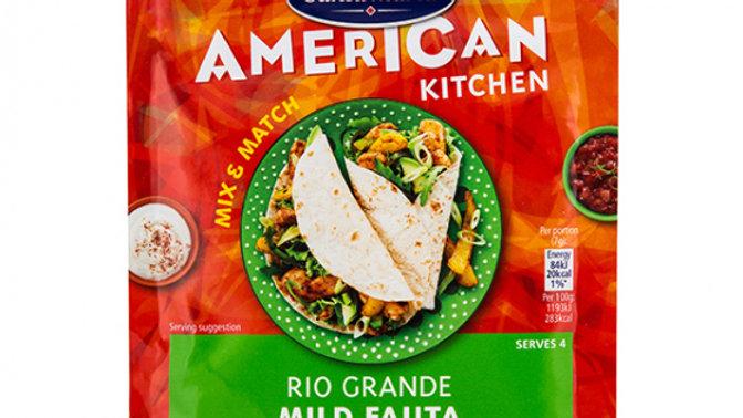 Santa Maria Rio Grande Mild Fajita Seasoning Mix