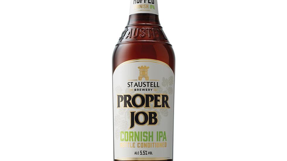 St Austell Proper Job IPA Bottle 5.5% ABV 500ml