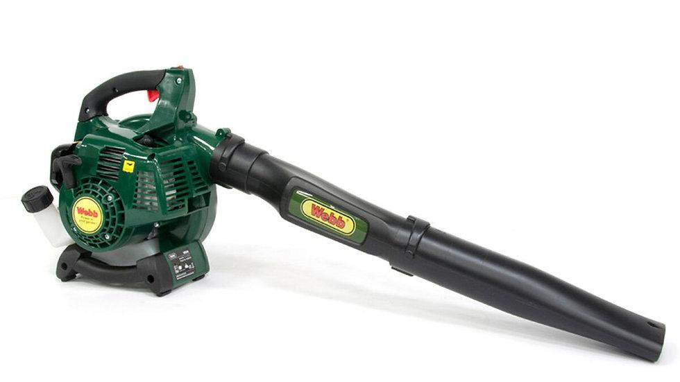 Webb 26cc Petrol Garden Blower & Vacuum WEBV26