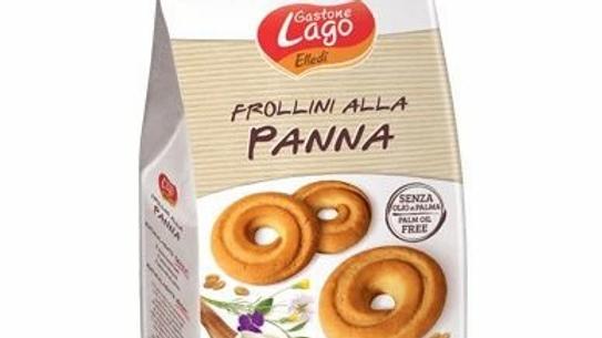 Lago Panna Cookies with Cream 350g