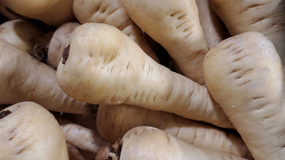 Fresh Parsnips (loose) 500g