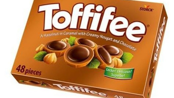 Toffifee 48 Pieces Travel Edition 400g