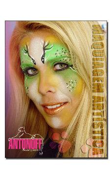 DVD Maquiagem Artística