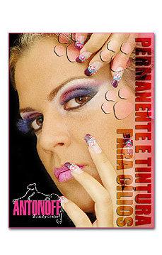 DVD Permanente Cílios