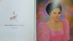 鉄の蝶、イメルダ夫人に学ぶフィリピン正装「テルノ」の着こなし術