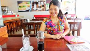 濃厚な味わいのベトナムコーヒーがおいしい!「WATDA PHO」