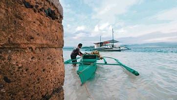 seashore -in-the -Philippines