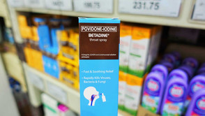 【コロナ対策】殺菌作用のある喉スプレーの携帯で安心感アップ!
