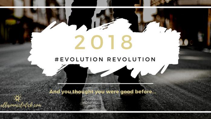 Coaching: Your personal #evolutionrevolution
