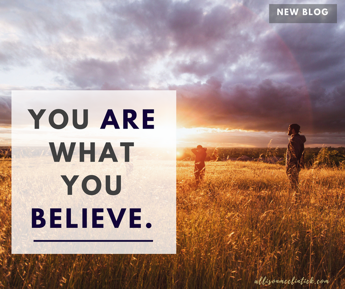 Yes, you create your reality.