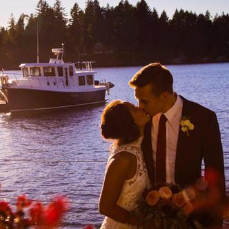 A + E Wedding Video