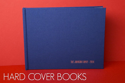 Hard Cover Books
