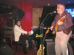 Con David Giorcelli