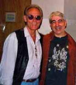 Con Mike Kennedy de Los Bravos
