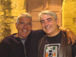 Con Eduard Estivill