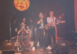 Con Victor Uris y Quimet Carreres
