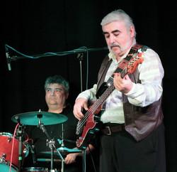Con Roberto Olori