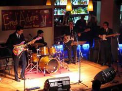 Con Abbey Road-Mustang