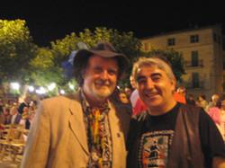 Con Jordi Pujol