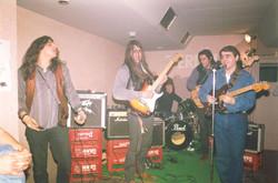 Con Blues Band con queso